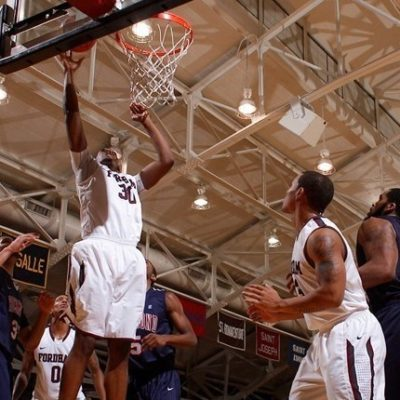 Fordham Men's Basketball Falls To Richmond