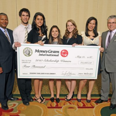 Students Get $43,500 In Scholarships