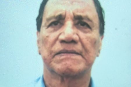 Galaretta German, 82, Missing