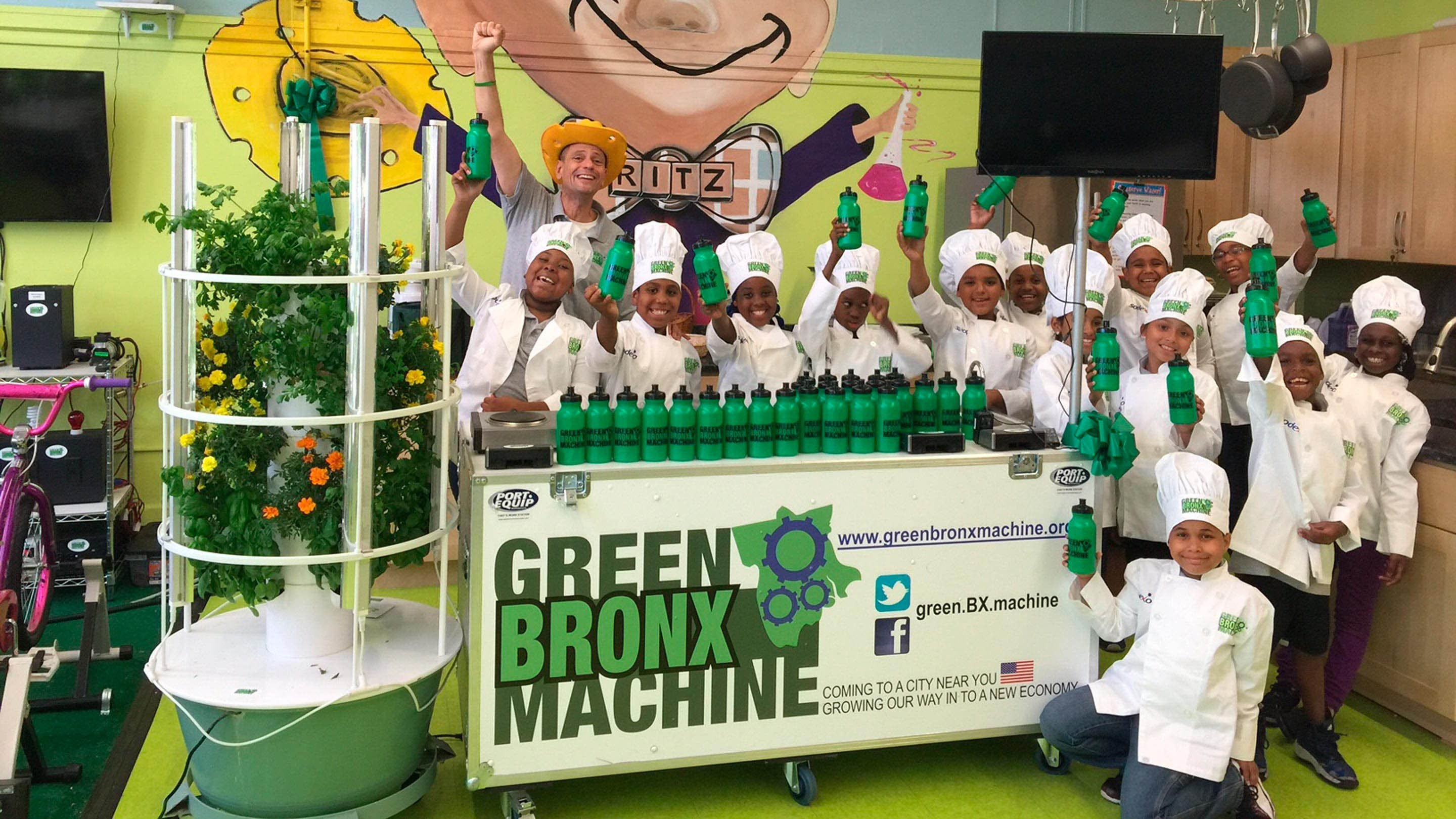 How A Bronx Teacher Started A Green Classroom Revolution That Is Spreading Across The U.S.