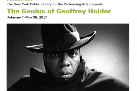 Exhibition: The Genius Of Geoffrey Holder