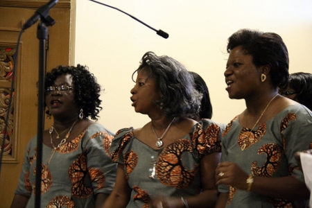 Ghanaian Catholic Community In Bronx