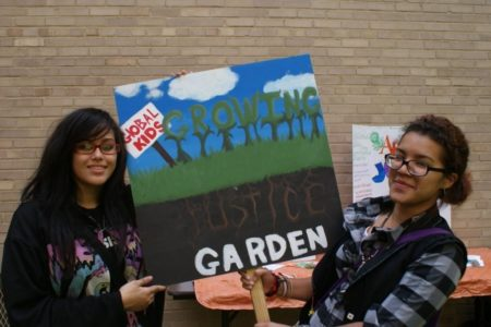 Fordham Students Garden 4 Good