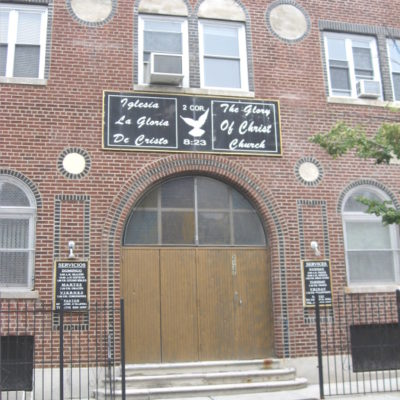 Arsonists Torched Bronx Church