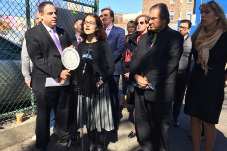 Bronx Borough President Hosts The Greek History And Heritage Celebration