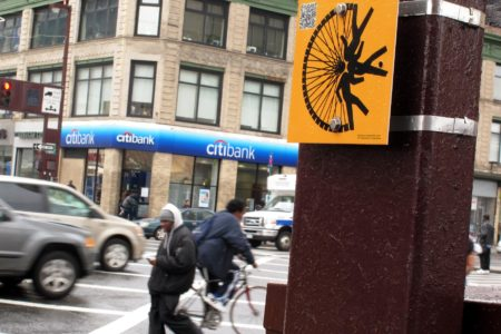 Safety Signs Offer Poetry, On Motion