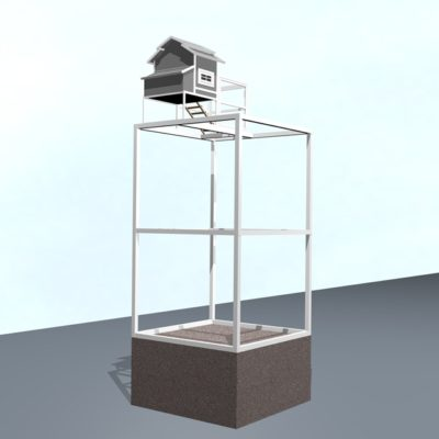 Now On View: High Line Plinth Maquette Exhibition