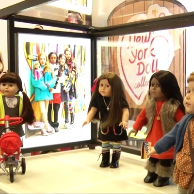 Bronx Doll Debuts At NYC Toy Fair