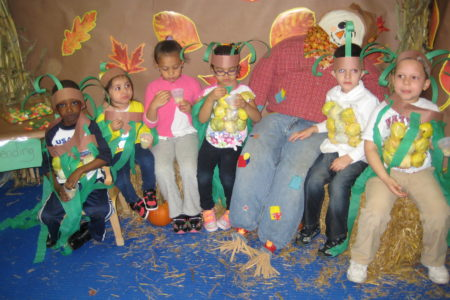 Bronx Organization For Learning Differences Holds Its 2nd Annual Fall Harvest Festival
