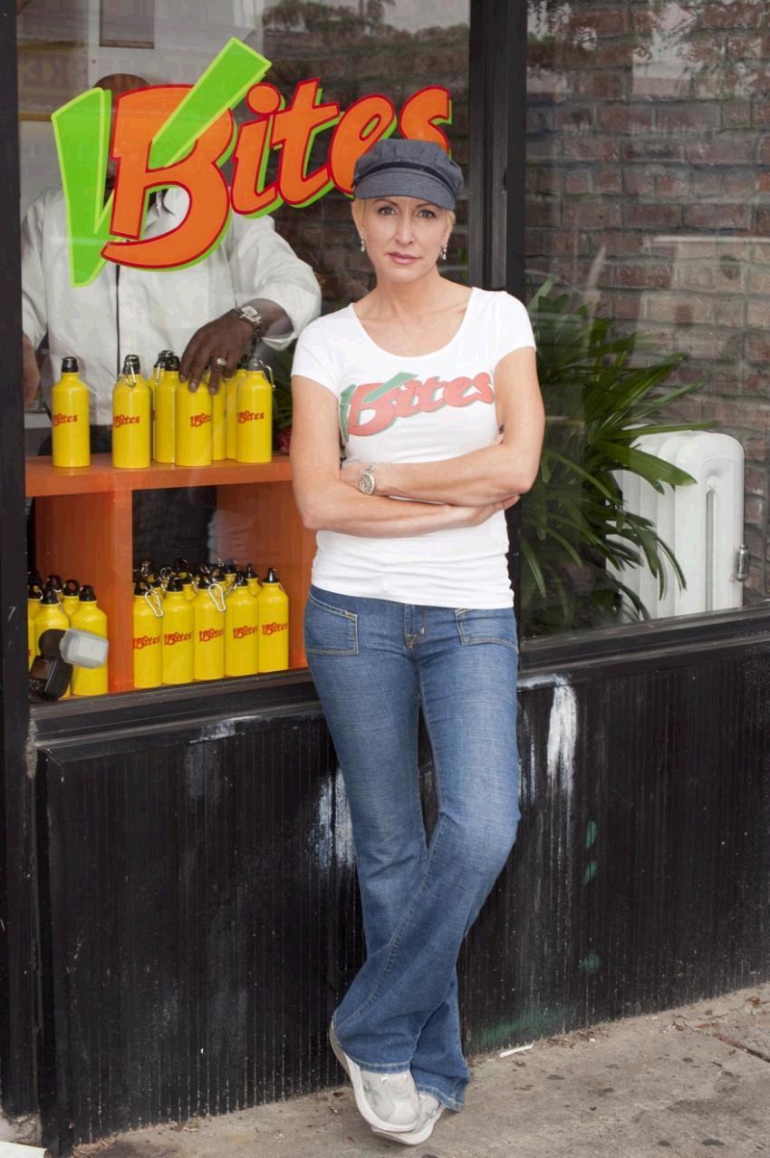 Heather Mills in the Bronx, photo by wenn.com.