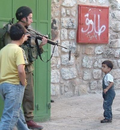Jewish Nazism Thrives In Hebron