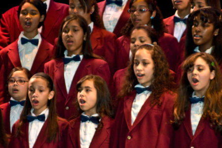 Highbridge Voices' 2009 Winter Concert