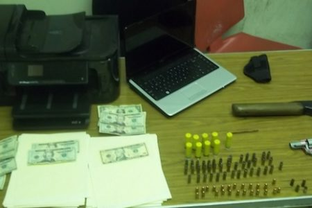 Bronx Teen Arrested With Counterfeit Cash, Weapons & Ammo