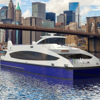Citywide Ferry Stop In Bronx Will Be A Welcome Option, Commuters Say