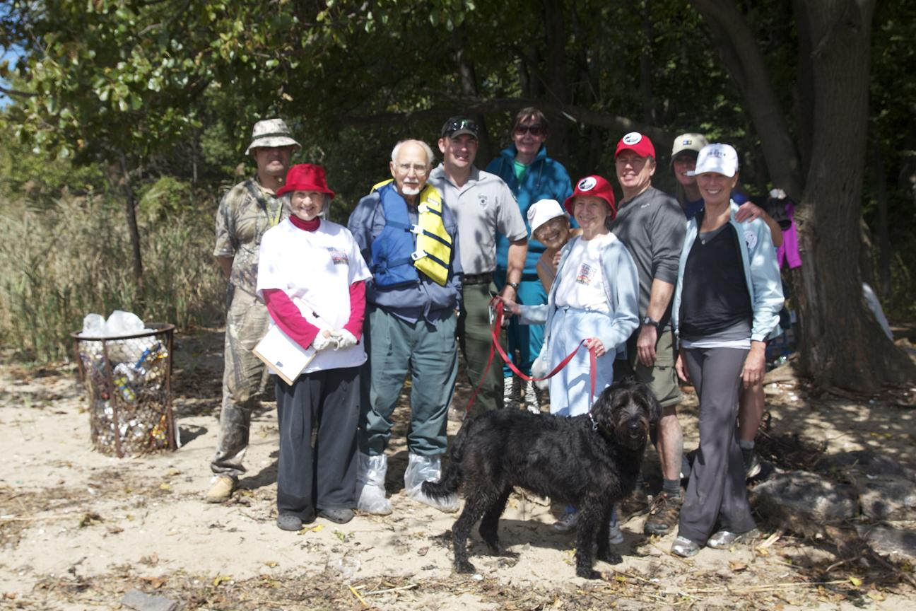 Restoring Grace To A River Dedicated To An American Hero