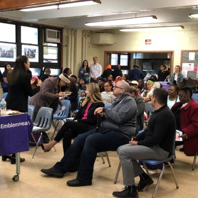 EmblemHealth & State Senator Rivera Co-Sponsor Community Health Series In Bronx