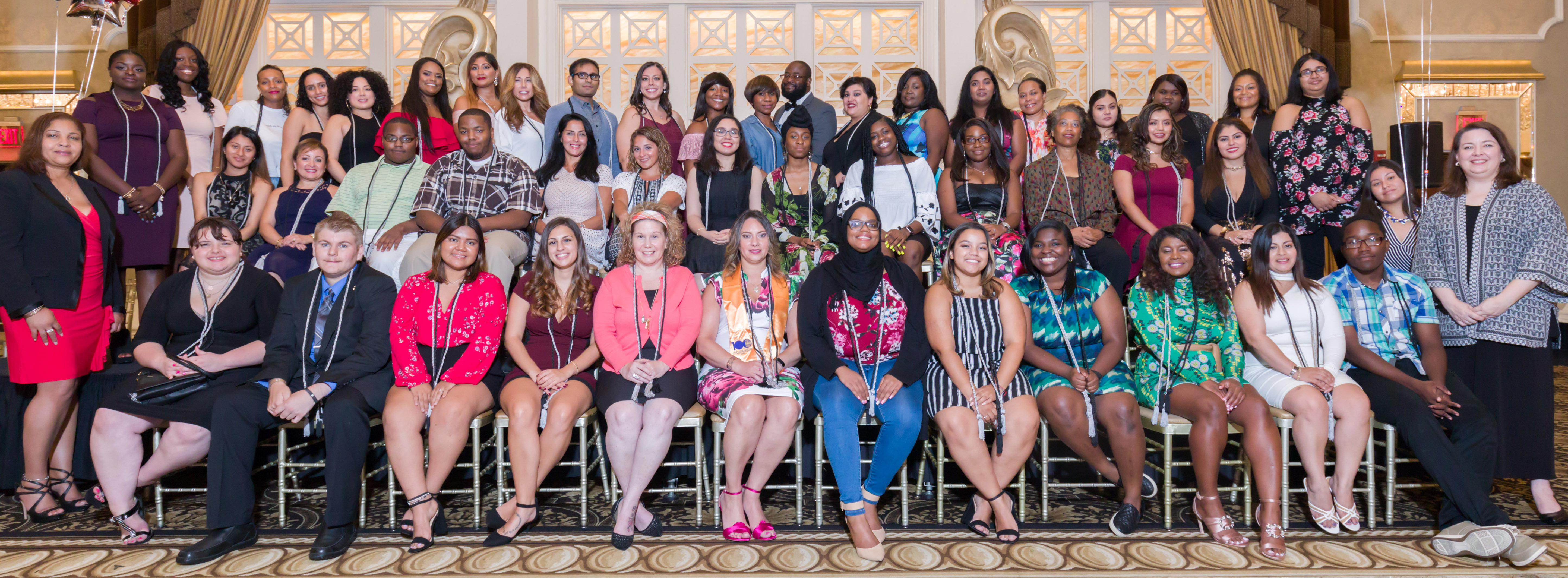 Berkeley College Honors Bronx Students Inducted Into National Society Of Leadership & Success