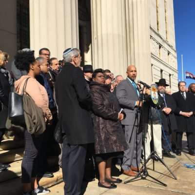 Bronx Stands United Against Hatred