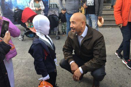 "BP Diaz Hosts Annual ""Bronx Pumpkinfest & Halloween Spooktacular"""