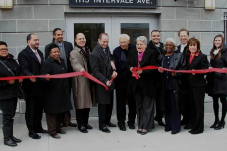 Celebrate The Opening Of Intervale Senior Residences