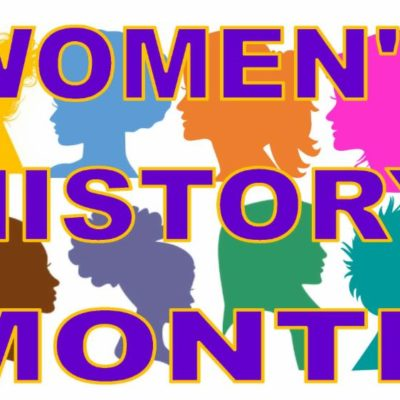 Invitation To Celebrate Women's History Month
