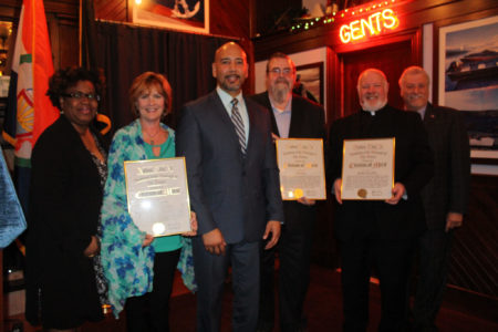 BP Diaz Hosts Annual Irish Heritage & Culture Celebration