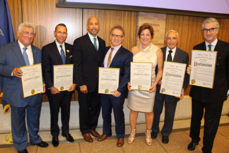 Borough President Diaz Hosts Annual Italian Heritage & Culture Celebration