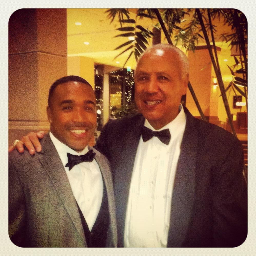 Jaebadiah & NBA Hall of Famer Lenny Wilkens