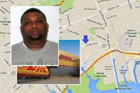 Bronx Man Nabbed In JFK Trailer Theft