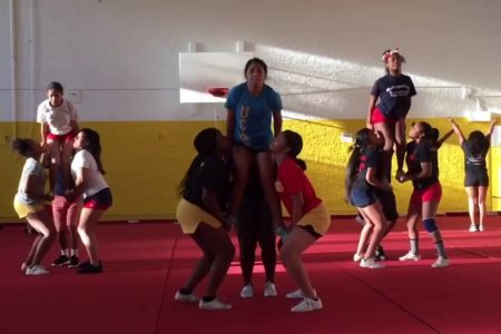These Bronx High-School Cheerleaders Crowdfunded Their Way To Nationals