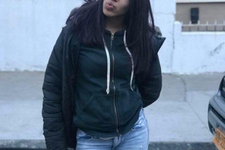 Janay Ortiz, 14, Missing