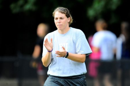 Fordham  Names Jessica Clinton Women's Soccer Head Coach