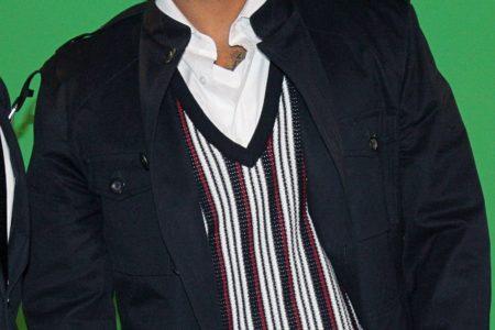 Jim Jones Allegedly Drove High In Bronx