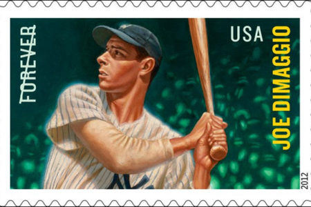 Bronx To Celebrate New Joe DiMaggio Stamp
