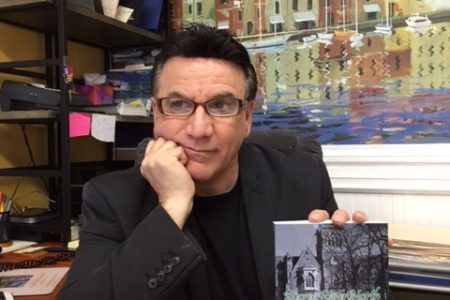 "John Dolgetta Publishes His First Novel ""Bronx River North"""
