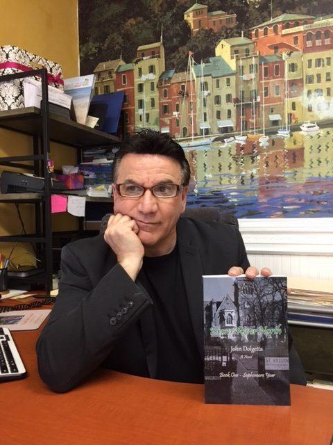 "John Dolgetta Publishes His First Novel ""Bronx River North"""