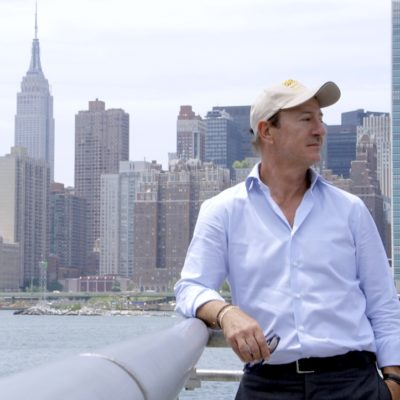 A Greek-American Is Building The Largest Movie Studio In NYC