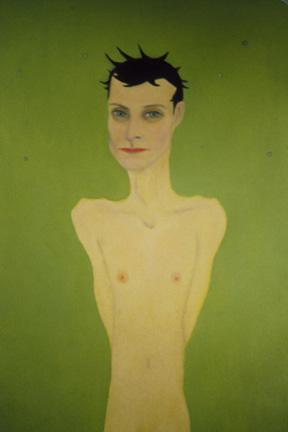 John by Hannah Corbett.