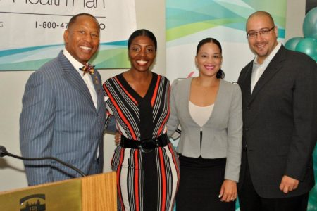 MetroPlus Health Plan Sponsored The 1<sup>st</sup>  Mother-Love & Father-Love Awards Luncheon