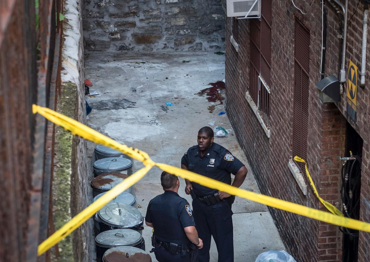 Bronx Teenage Boy Fell Five Stories To His Death