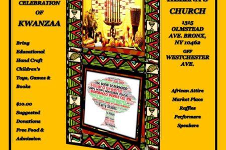Parkchester Annual Kwanzaa Festival