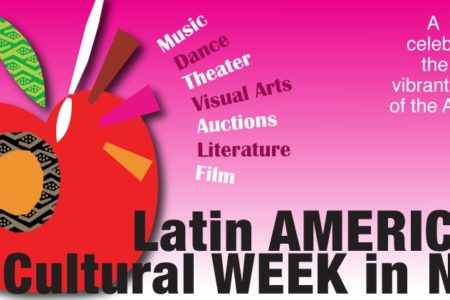 6<sup>th</sup> Annual Latin American Cultural Week