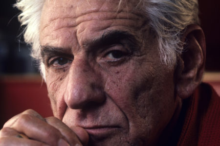 Celebrating The 100th Birthday Of Composer Leonard Bernstein