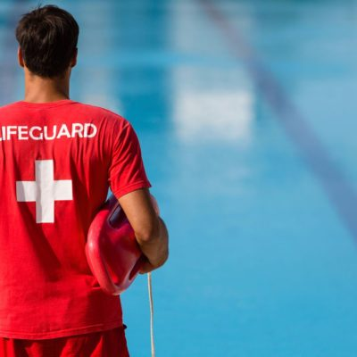 American Red Cross' Lifeguarding Course