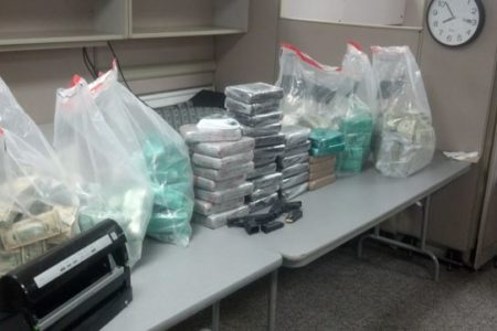 Coke, Weapons, & $1.6 Million In Cash