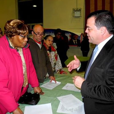 Pols Settle Parkchester Rate Hike Dispute