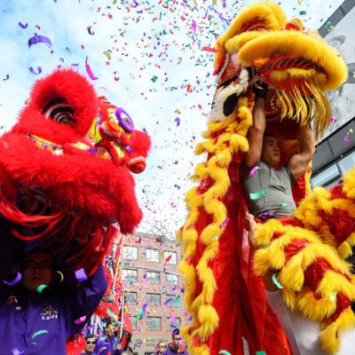 Statement From Mayor Bill De Blasio On Lunar New Year
