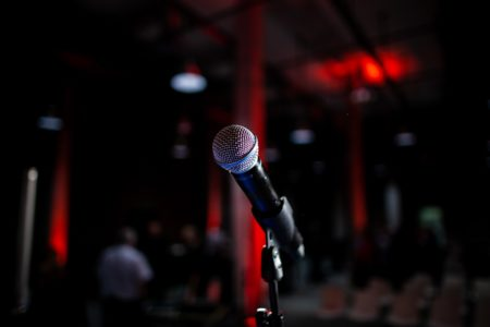 Bronx Storyslam With The Moth