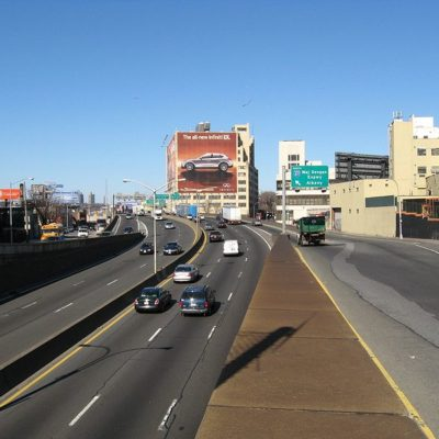 Suicide On Major Deegan Expressway