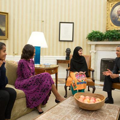 Malala Yousafzai Honored At St. Raymond Academy